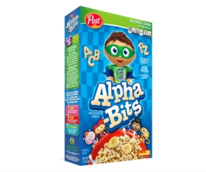 Save $3 on Alpha Bits Cereal