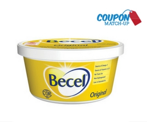 Becel Margarine Match-Up