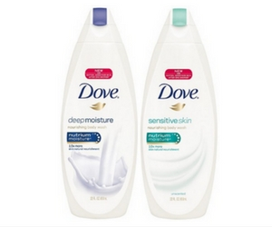 Save $1 off Dove Body Wash