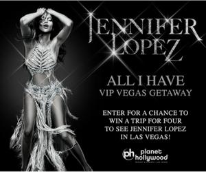 Win a Trip to See Jennifer Lopez in Las Vegas
