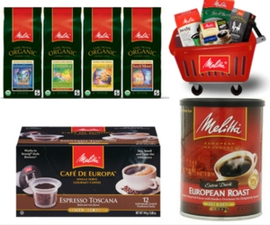 Save $3 On Any Melitta Coffee Product