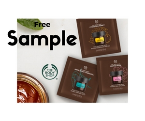 Free Expert Facial Masks from The Body Shop