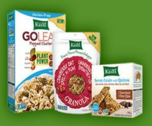 Save $1 On Any Box Of Kashi Cereal or Bars