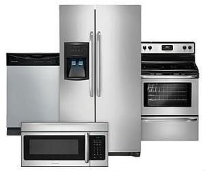 Win a 4-Piece Frigidaire Kitchen Suite
