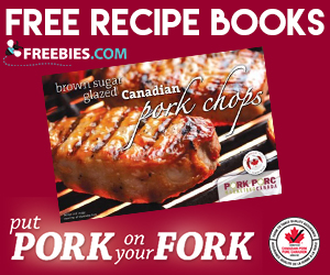 Free Put Pork on Your Fork Recipe Books