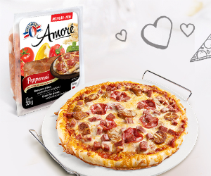 Save $2 on Olymel Amoré Pepperoni