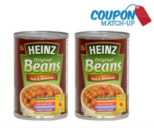 Free Heinz Beans