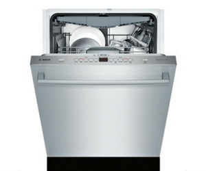 Win 1 of 3 Bosch Dishwashers