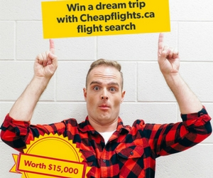 Win a Trip for 10 to a Cheapflights Destination of Your Choice