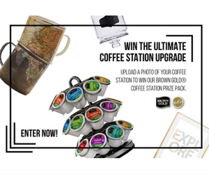 Win the Ultimate Coffee Station Upgrade