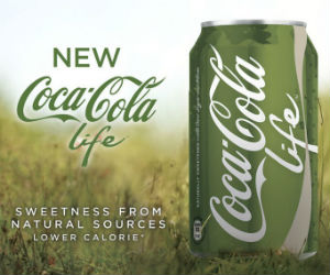 Get a Free 500ml Coca-Cola Life