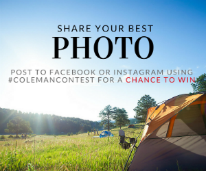 Coleman Outdoor Photo Contest