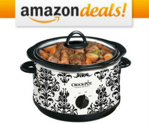 Get a Crock-Pot for $29.98