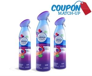 Free Febreze Air Freshener
