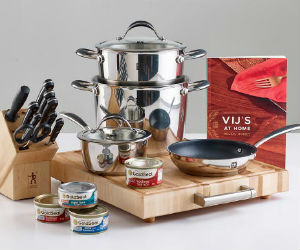 Win a Gold Seal Kitchen Prize Pack