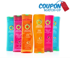 Herbal Essences Hair Care Match-Up