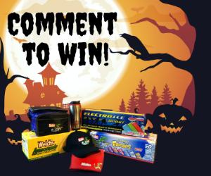 Kisko Halloween Giveaway