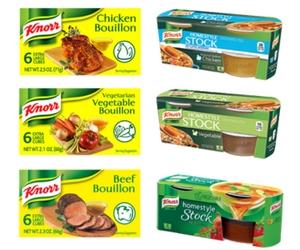 Save $1 off Knorr Bouillon Cubes