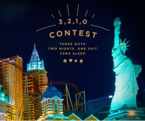 Win a Trip to Vegas For New Year's Eve