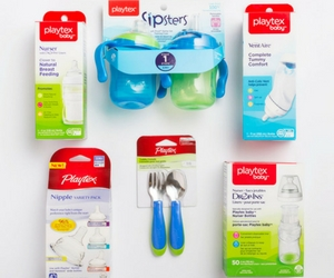 "Free $10 Babies ""R"" Us Gift Card with Playtex Purchase"