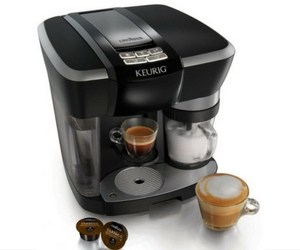 Win a Rivo Cappuccino & Latte Brewing System
