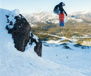 Win a $500 Billabong Voucher & a Bode Merrill's Snowboard