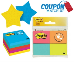 Huge Savings on Post-it Notes