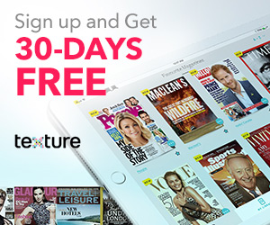 Get 30 Days Free with Texture