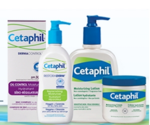 Save $5 on Cetaphil Moisturizers
