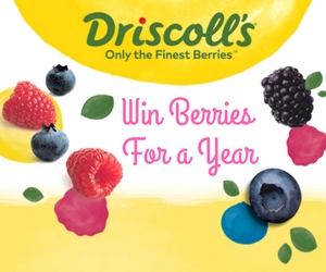 Win Free Driscoll's Berries For a Year