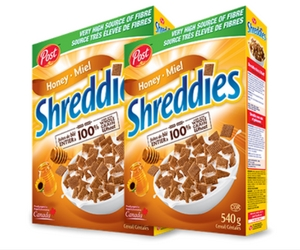 Save $1 on Honey Shreddies Cereal