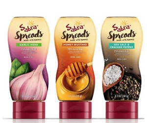 Save $1 Off Sabra Hummus Spreads