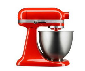 Win a KitchenAid Artisan Mini Stand Mixer