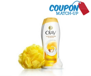 Olay Body Wash Match-Up