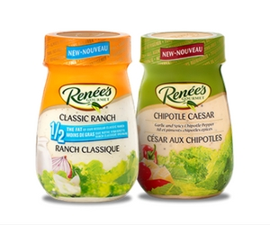 Save $1.50 Off Renee's Gourmet Salad Dressing