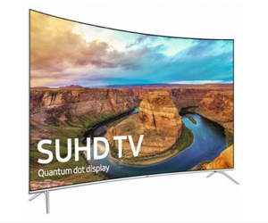 Win a Curved Samsung 55″ 4K TV