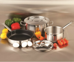 Win 1 of 3 Paderno Copperline Cookware Sets