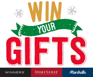 TJX Canada Style+ Win Your Gifts Contest