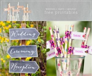 Free DIY Printables