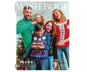 Sears Wish Book 2016