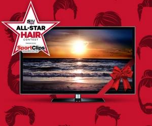Win a Big Screen TV