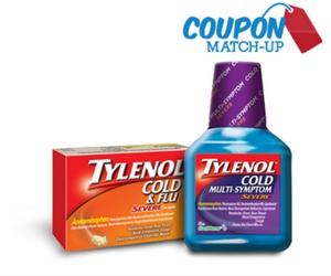 99¢ Tylenol Cold Medicine