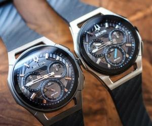 Win a Bulova Curv Chronograph Watch