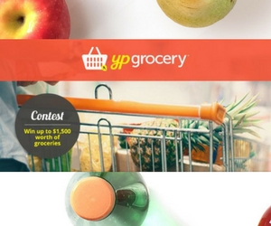 Win a $1,500 Grocery Gift Card