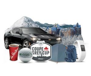 Win a 2017 Chevrolet & More