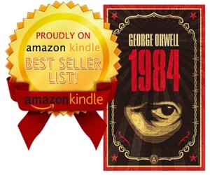 George Orwell's 1984 Makes Amazon Best Sellers List