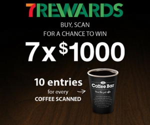 Win $1,000 from 7-Eleven