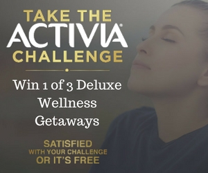 Win 1 of 3 Deluxe Wellness Getaways