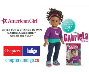 Win the American Girl Doll of the Year