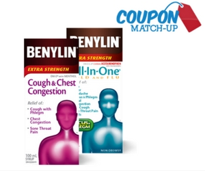 Free Benylin Medicine